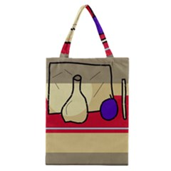 Decorative Art Classic Tote Bag by Valentinaart