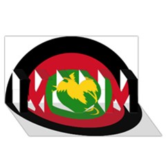 Roundel Of Papua New Guinea Air Operations Element Mom 3d Greeting Card (8x4) by abbeyz71