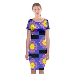 Freind Classic Short Sleeve Midi Dress by MRTACPANS