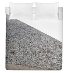 Pebble Beach Photography Ocean Nature Duvet Cover (queen Size) by yoursparklingshop