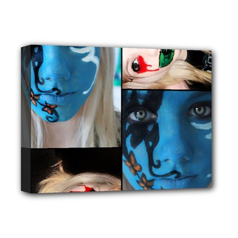 Holliwood Face Painting Deluxe Canvas 16  X 12