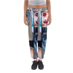 Holliwood Face Painting Women s Jogger Sweatpants