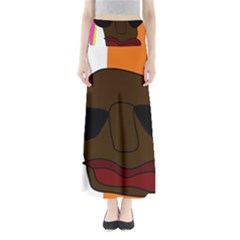 Cool Maxi Skirts by Valentinaart