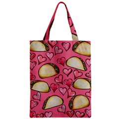 Taco Tuesday Lover Tacos Classic Tote Bag by BubbSnugg
