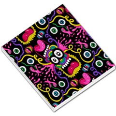 Monster Face Mask Patten Cartoons Small Memo Pads