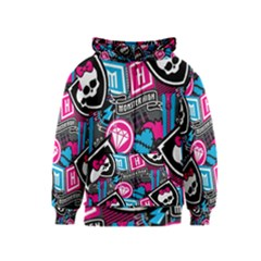 Monster High Kids  Zipper Hoodie