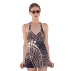 Copper Canyon Halter Swimsuit Dress