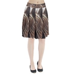 Copper Canyon Pleated Skirt