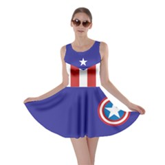 Mizz America Skater Dress by So0oME
