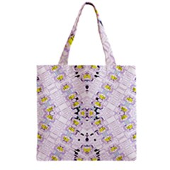 Kratom Fou  Grocery Tote Bag by MRTACPANS