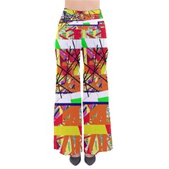 Colorful Abstraction By Moma Pants by Valentinaart