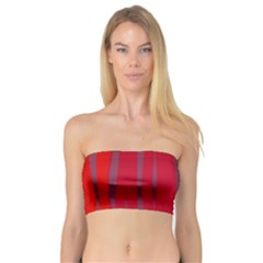Hot Lava Bandeau Top by Valentinaart