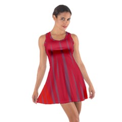 Hot Lava Cotton Racerback Dress by Valentinaart