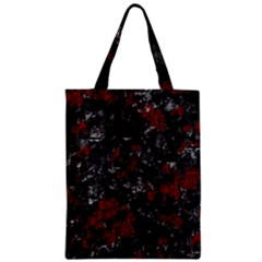 Gray And Red Decorative Art Classic Tote Bag