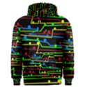 Stay in line Men s Pullover Hoodie View1