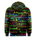 Stay in line Men s Pullover Hoodie View2
