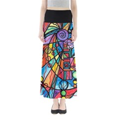 Lyra   Women s Maxi Skirt by tealswan