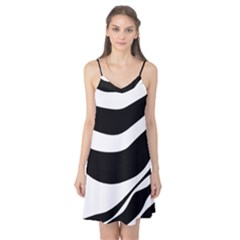 White Or Black Camis Nightgown