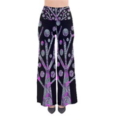Purple Magical Tree Pants by Valentinaart