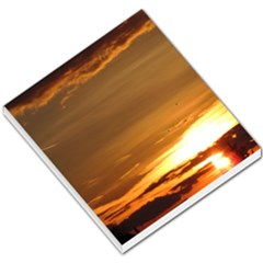 Summer Sunset Small Memo Pads by picsaspassion