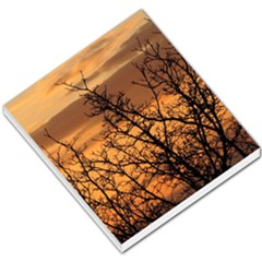 Colorful Sunset Small Memo Pads by picsaspassion