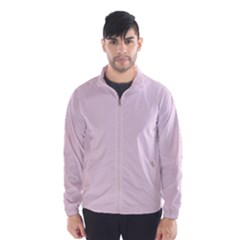 Pink Color Design Wind Breaker (men)