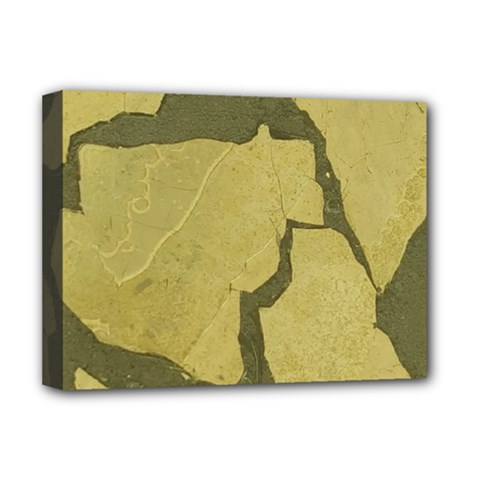 Stylish Gold Stone Deluxe Canvas 16  X 12   by yoursparklingshop
