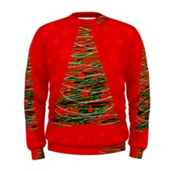 Xmas Tree 3 Men s Sweatshirt