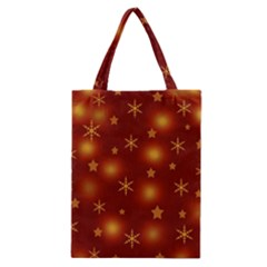 Xmas Design Classic Tote Bag by Valentinaart