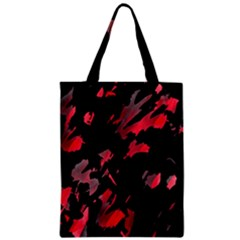 Painter Was Here  Zipper Classic Tote Bag by Valentinaart