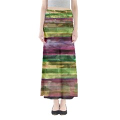Colorful Marble Maxi Skirts by Valentinaart