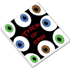 Trick Or Treat  Small Memo Pads by Valentinaart