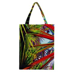 Kostenloses Leaves Classic Tote Bag by AnjaniArt
