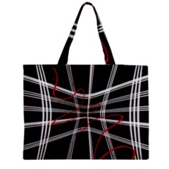 Not So Simple 2 Medium Tote Bag by Valentinaart