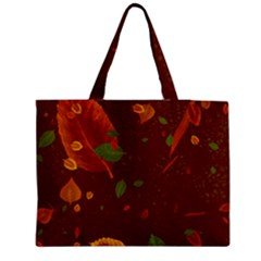 Autumn 01 Medium Tote Bag by MoreColorsinLife