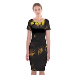 Earth Dragon Classic Short Sleeve Midi Dress by RespawnLARPer