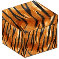 Tiger Storage Stool 12   by AnjaniArt
