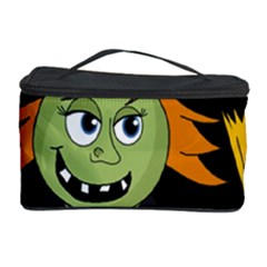 Halloween Witch Cosmetic Storage Case