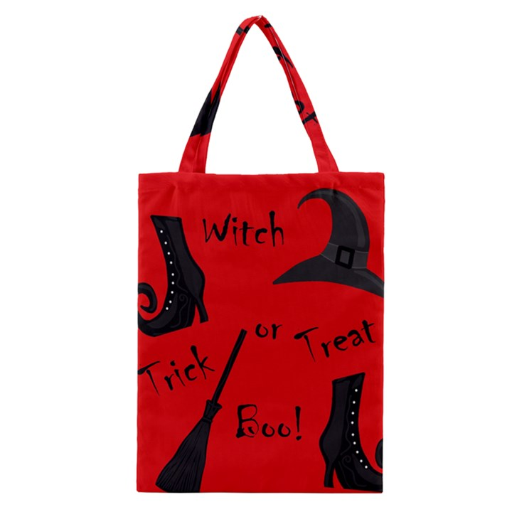 Witch supplies  Classic Tote Bag