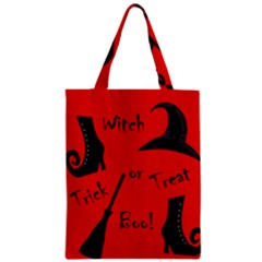 Witch Supplies  Zipper Classic Tote Bag by Valentinaart