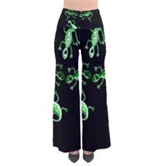 Green Lizards Pants