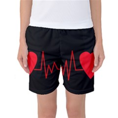 Hart bit Women s Basketball Shorts
