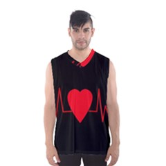 Hart bit Men s Basketball Tank Top