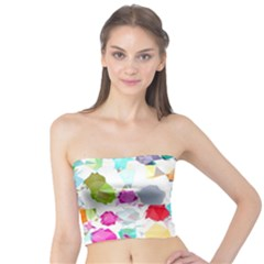 Colorful Diamonds Dream Tube Top