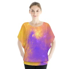 Colorful Universe Blouse by designworld65