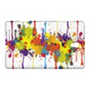 Crazy Multicolored Double Running Splashes Samsung Galaxy Tab S (8.4 ) Hardshell Case  View1