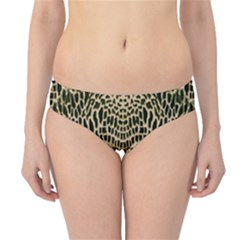 Brown Reptile Hipster Bikini Bottoms by LetsDanceHaveFun