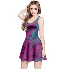 Asia Dragon Reversible Sleeveless Dress by LetsDanceHaveFun