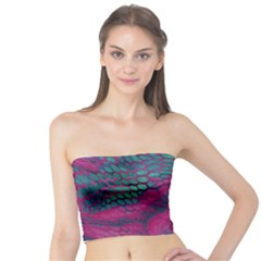 Asia Dragon Tube Top by LetsDanceHaveFun