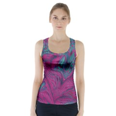 Asia Dragon Racer Back Sports Top by LetsDanceHaveFun
